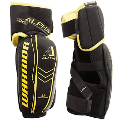 Warrior Alpha QX3 Elbow Pads