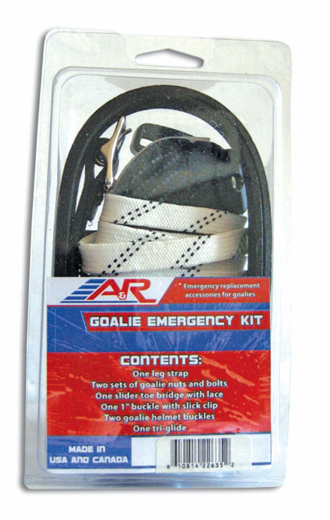 A&R Goalie Emergency Kit