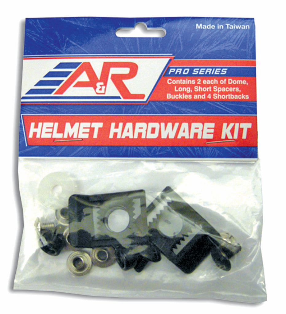 A&R Helmet Hardware Kit