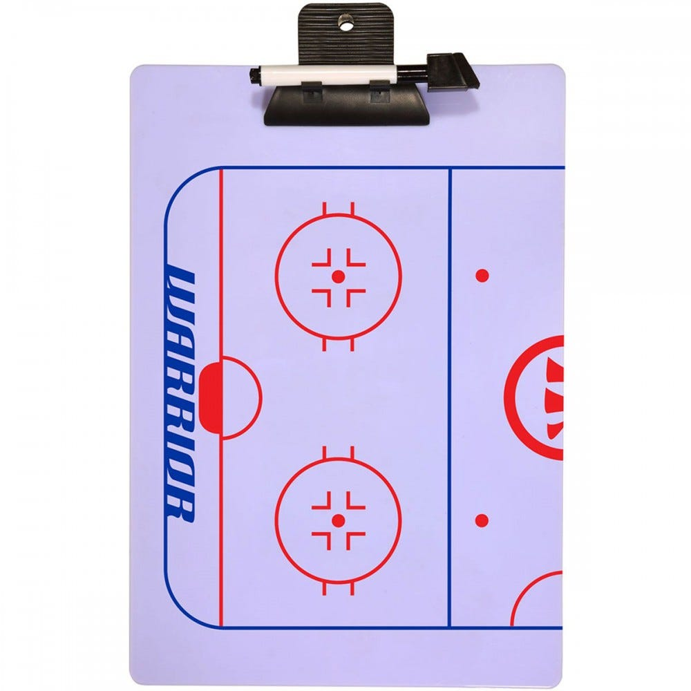 Warrior Coach's Clipboard
