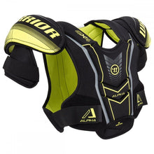 Load image into Gallery viewer, Warrior Alpha QX4 Junior Shoulder Pads