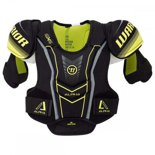 Warrior Alpha QX4 Junior Shoulder Pads