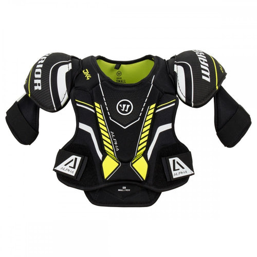 Warrior Alpha DX4 Junior Shoulder Pads