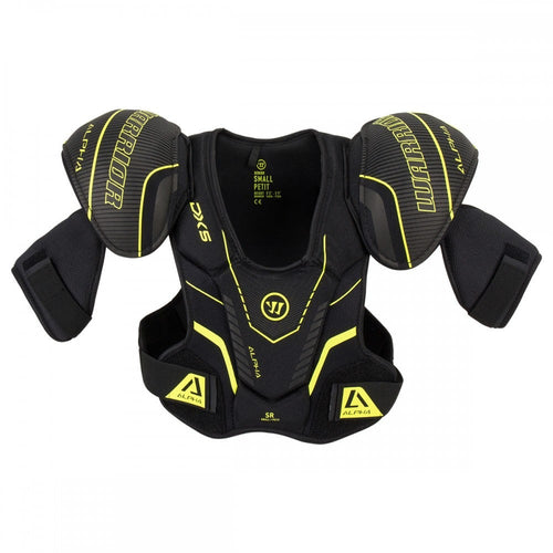 Warrior Alpha DX5 Senior Shoulder Pads