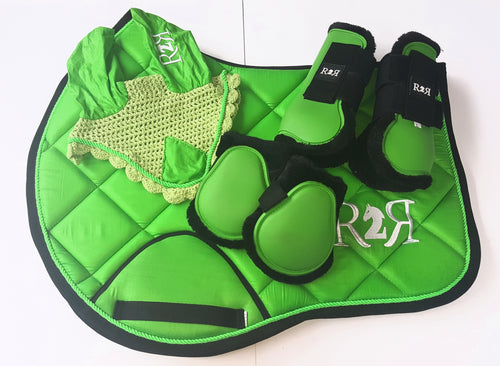 Collection Set LIME GREEN