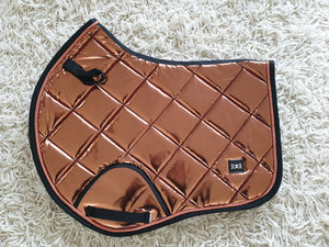 CLEARANCE PRICE! Copper Saddle Pad Size PONY