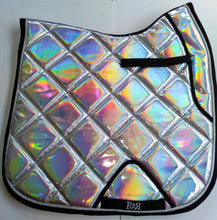 Load image into Gallery viewer, DRESSAGE Saddle Pad HOLO