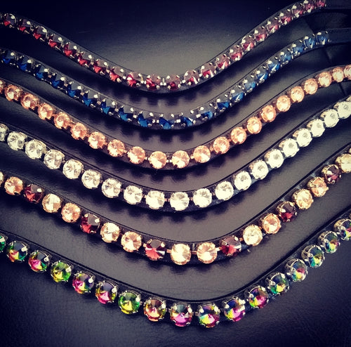 CLEARANCE SALE! Crystal Browband