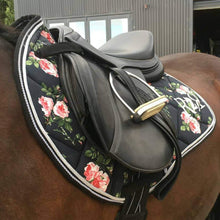 Load image into Gallery viewer, Saddle Pad FLORAL
