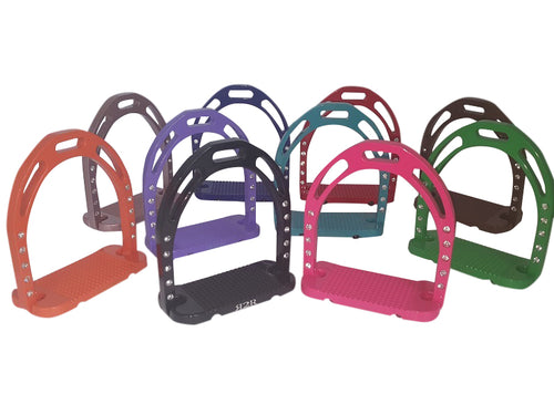 Crystal Stirrups Collection