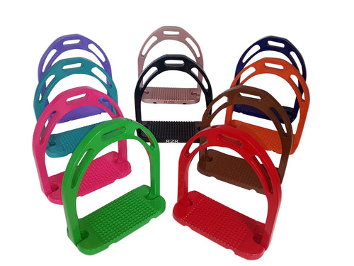 Wide Base Stirrups Collection