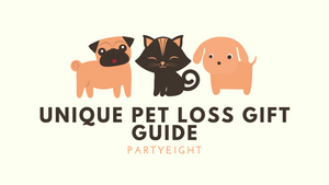 10 Unique Pet loss sympathy gift guide