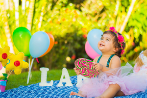 1st Birthday Party - PHOTO SHOT LIST