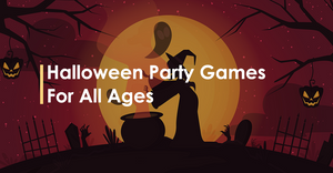 HALLOWEEN PARTY GAMES FOR ALL AGES