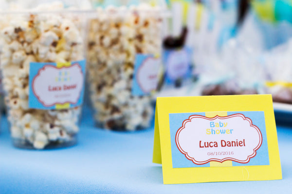 baby shower hosting tips