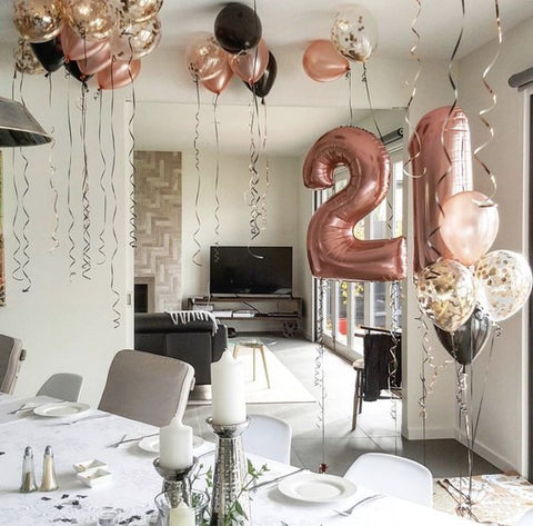 How To Plan A Fabulous 21st Birthday For Girls Partyeight