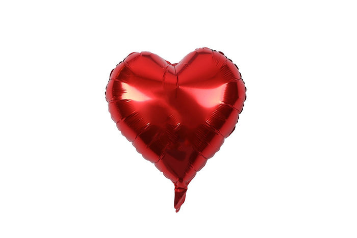 18'' GIANT HEART BALLOON 13 COLORS