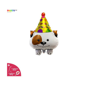 Dog Birthday Party Balloon