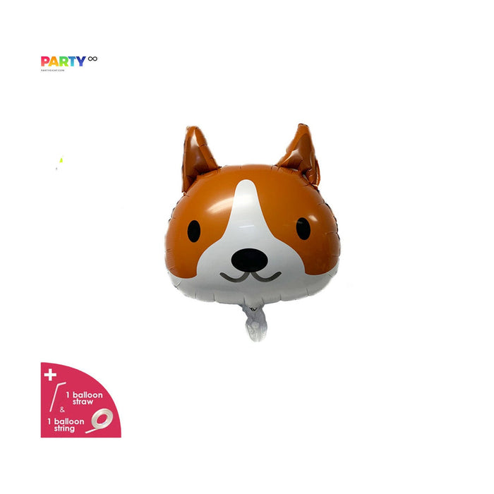 Corgi Puppy Balloon