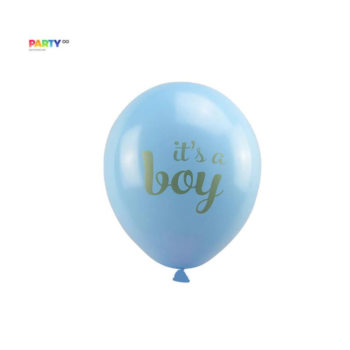 ITS A BOY Gender Reveal Balloon