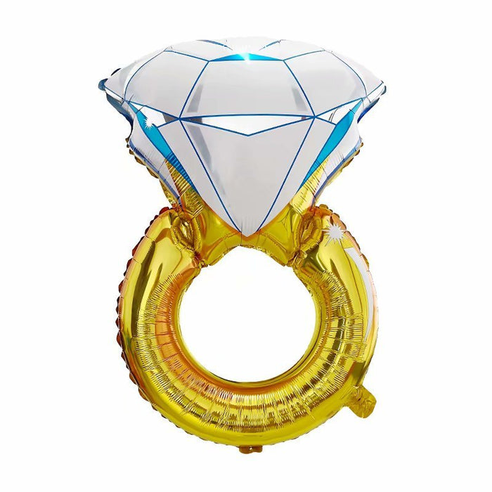 Diamond Shape Balloon