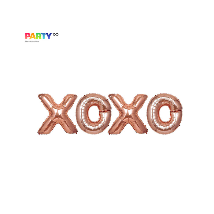 XoXo Balloon Banner