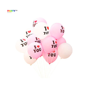 I love you balloon bouquet | Wedding Proposal balloon decorations | I Love You Balloon Bouquet | Love Balloon Bouquet