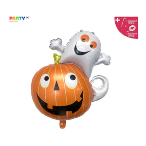 Pumpkin Ghost Halloween Party Balloons Decorations
