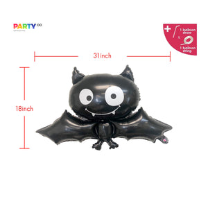 Bat Balloons | Halloween Party Decorations | Halloween Party Decor | Halloween Party Balloons Decorations | Spooky Decoration