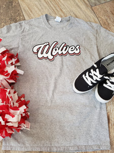 DW-0001 Retro Davis wolves