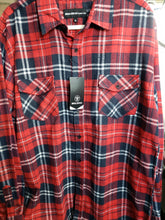 Load image into Gallery viewer, M-0002 different flannels