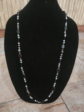 Load image into Gallery viewer, Multi-bead necklace-N-0011