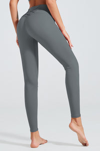 2052 Dark Grey Leggings
