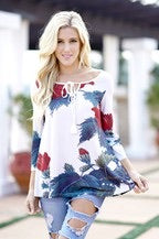 0174 floral dress with tassels