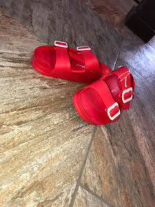 0038 Double Strapped Sandals