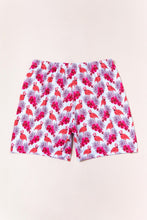Load image into Gallery viewer, SW55 Pink flamingo swim trunks (MENS)
