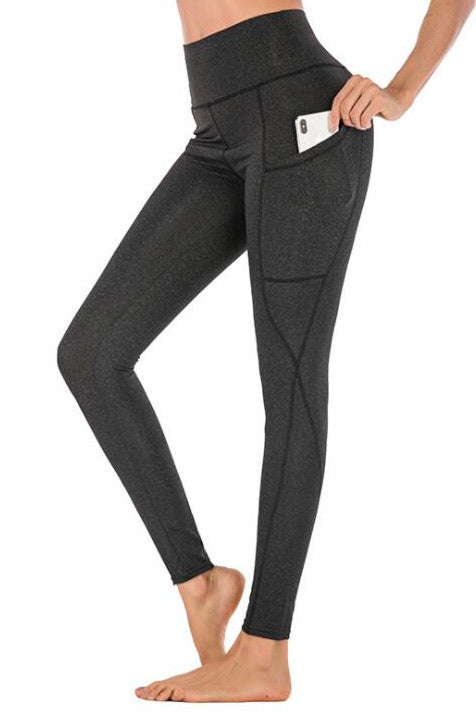Y-0004 Charco leggings with pockets