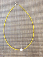 Load image into Gallery viewer, Yellow Choker-NS-15-0007