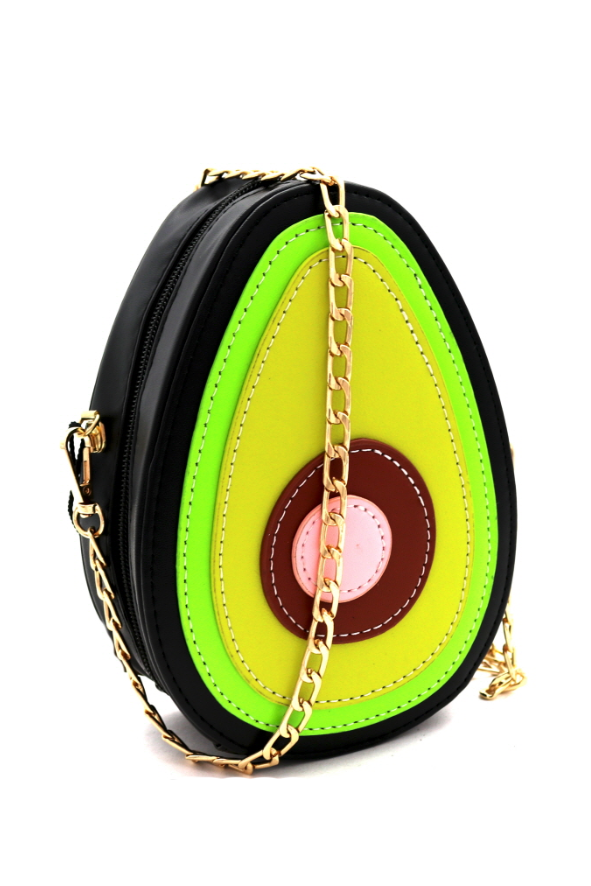 Avocado Cross Body Bag