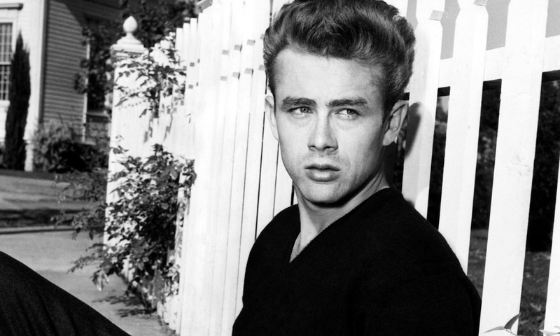How James Dean Made the T-shirt a Classic Symbol of Cool