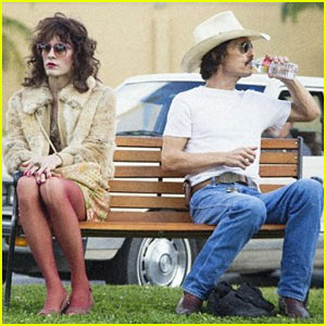 Dallas Buyer's Club features a Classic T-shirt