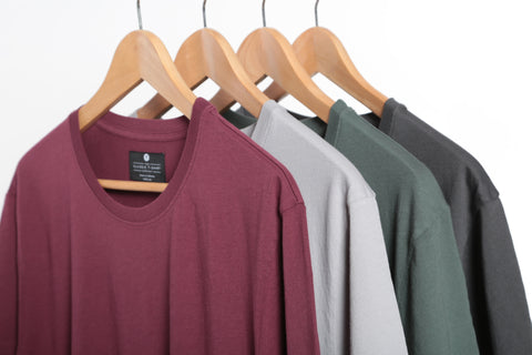 Hanging Cotton T-shirts