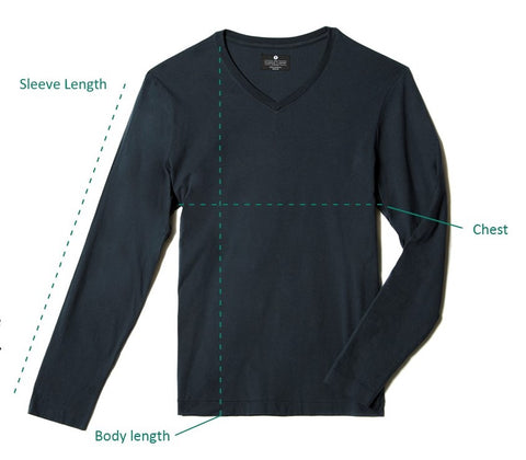 Long Sleeve Guide