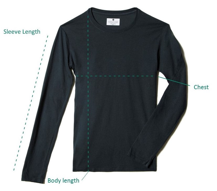 Women Long Sleeve Guide