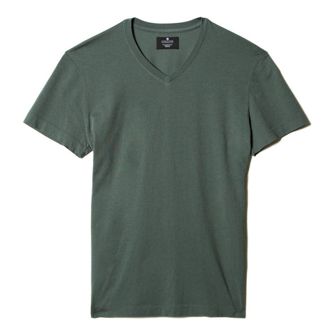 Mens Long Sleeve V Neck
