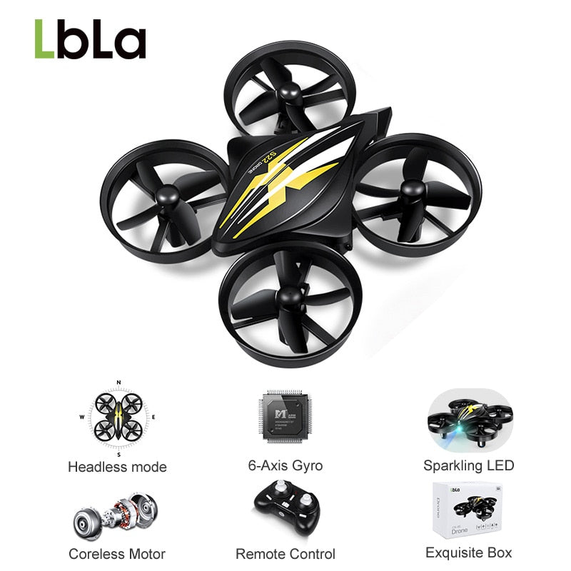 CX-95 Mini Drone RC Drone Quadcopters Headless Mode One Key Return