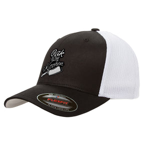 Charles Oakley Flexfit Mesh Hat | 500 LEVEL