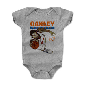 Charles Oakley Kids Baby Onesie | 500 LEVEL