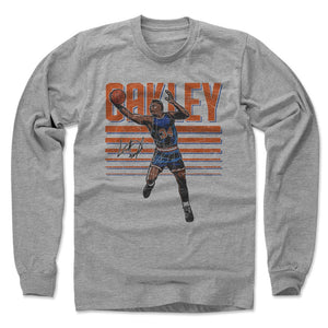 Charles Oakley Men's Long Sleeve T-Shirt | 500 LEVEL