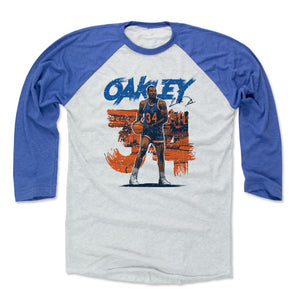 Charles Oakley Men's Baseball T-Shirt | 500 LEVEL